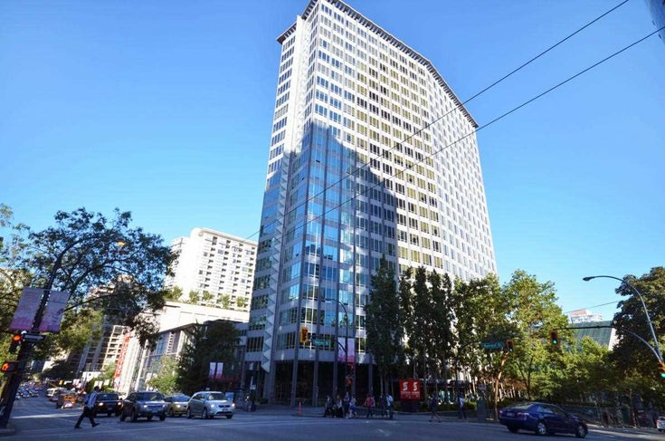 1409 989 NELSON STREET - Downtown VW Apartment/Condo for sale, 1 Bedroom (R2535791)