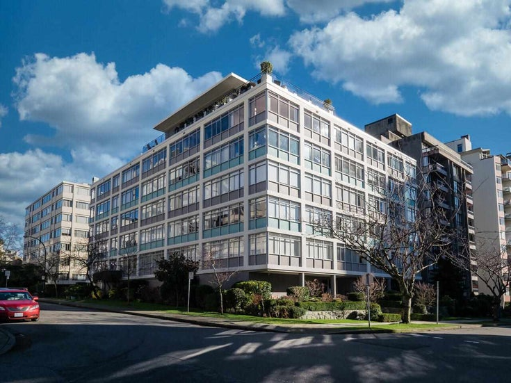 304 1975 PENDRELL STREET - West End VW Apartment/Condo for sale, 1 Bedroom (R2535817)