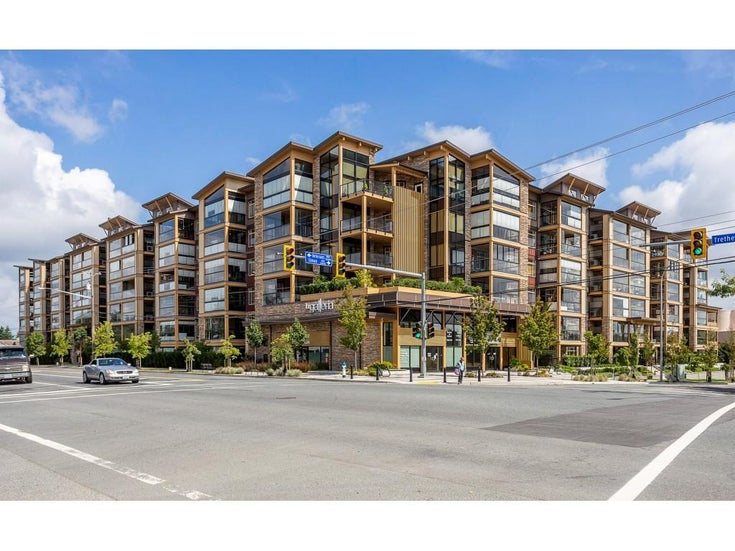 417 2860 TRETHEWEY STREET - Abbotsford West Apartment/Condo for sale, 2 Bedrooms (R2535843)
