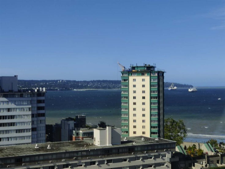1201 1725 PENDRELL STREET - West End VW Apartment/Condo for sale, 1 Bedroom (R2536147)