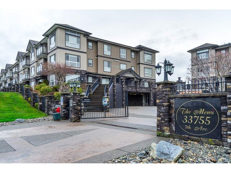 A320 33755 7TH AVENUE - Mission BC Apartment/Condo for sale, 2 Bedrooms (R2536153)