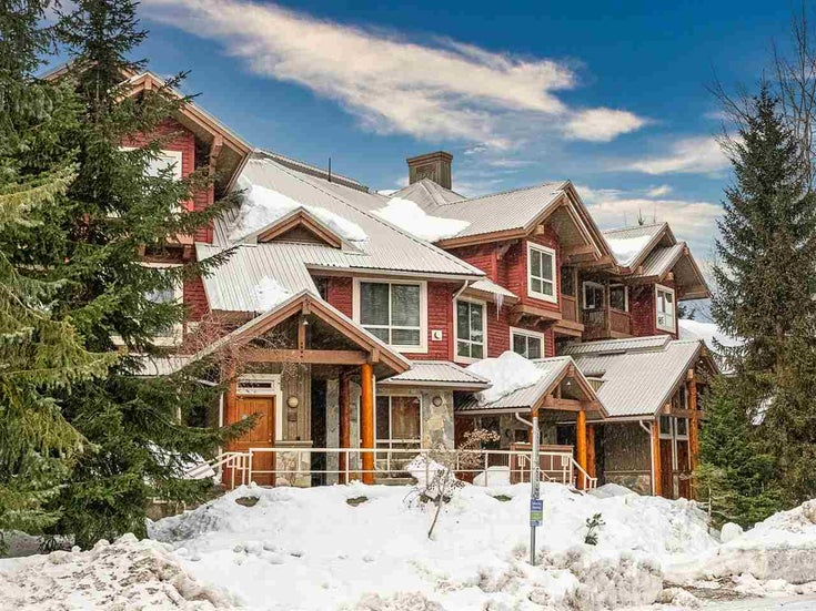 46 4385 NORTHLANDS BOULEVARD - Whistler Village Townhouse for sale, 2 Bedrooms (R2536209)