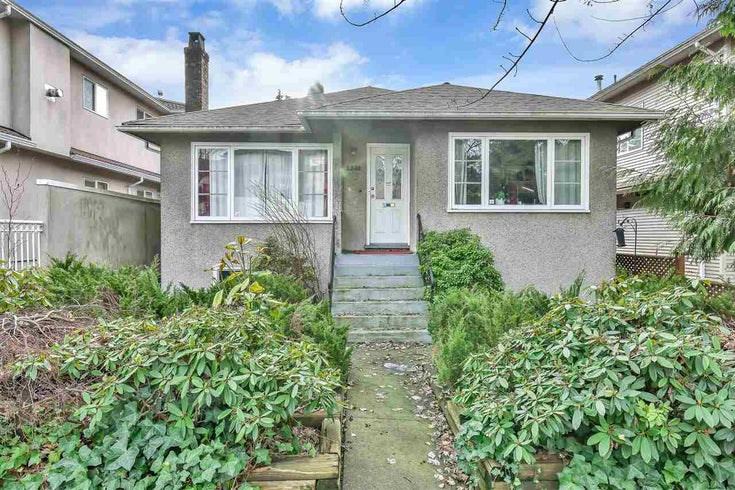 2330 DUNDAS STREET - Hastings House/Single Family for sale, 3 Bedrooms (R2536266)