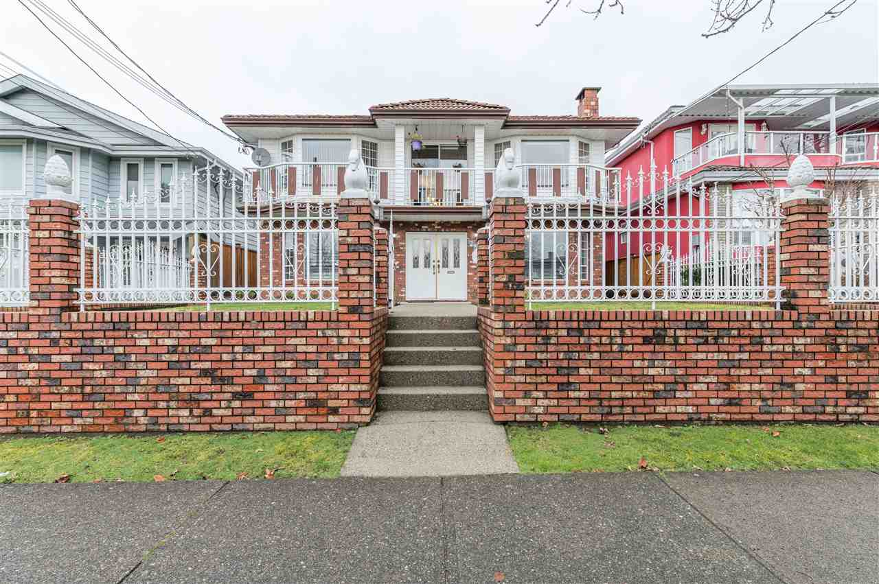 753 EAST 54TH AVENUE AVENUE - South Vancouver House/Single Family for sale, 7 Bedrooms (R2536290) - #1