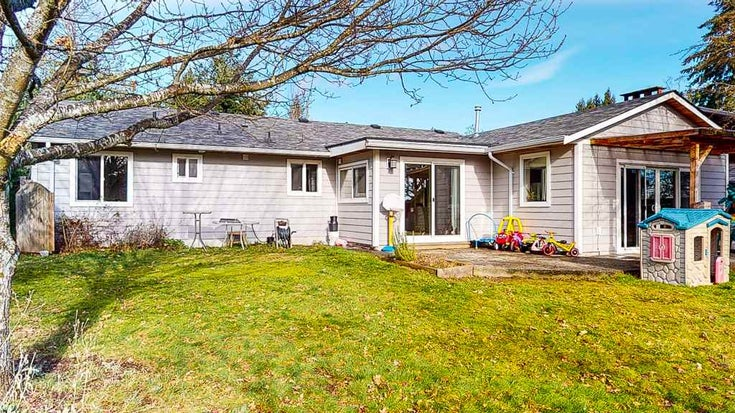 6417 SAMRON ROAD - Sechelt District House/Single Family for sale, 3 Bedrooms (R2536314)
