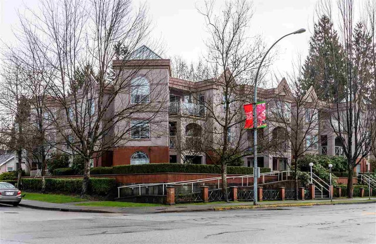 104 2380 SHAUGHNESSY STREET - Central Pt Coquitlam Apartment/Condo for sale, 2 Bedrooms (R2536340)