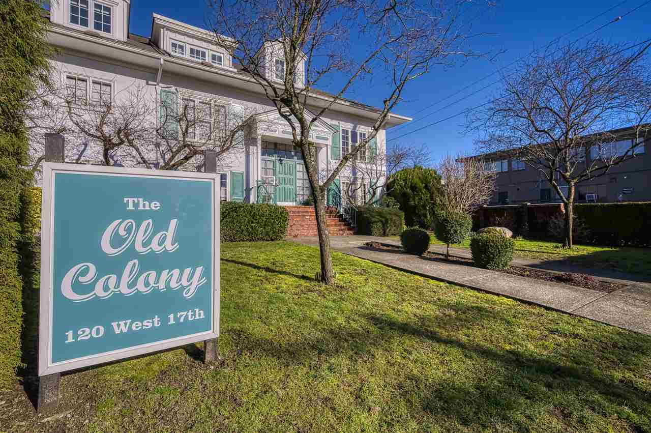 204 120 W 17TH STREET - Central Lonsdale Apartment/Condo for sale, 1 Bedroom (R2536390) - #2
