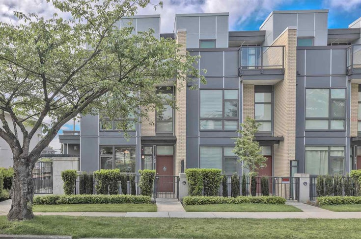 180 W 63RD AVENUE - Marpole Townhouse for sale, 3 Bedrooms (R2536694)