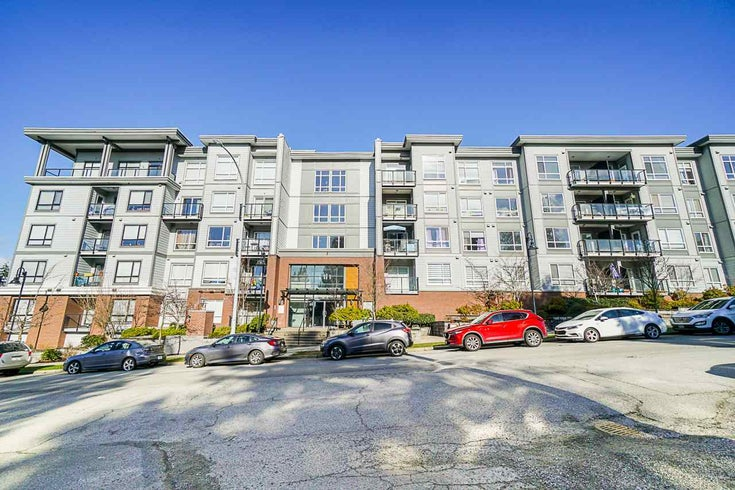 336 13733 107A AVENUE - Whalley Apartment/Condo for sale, 2 Bedrooms (R2536765)
