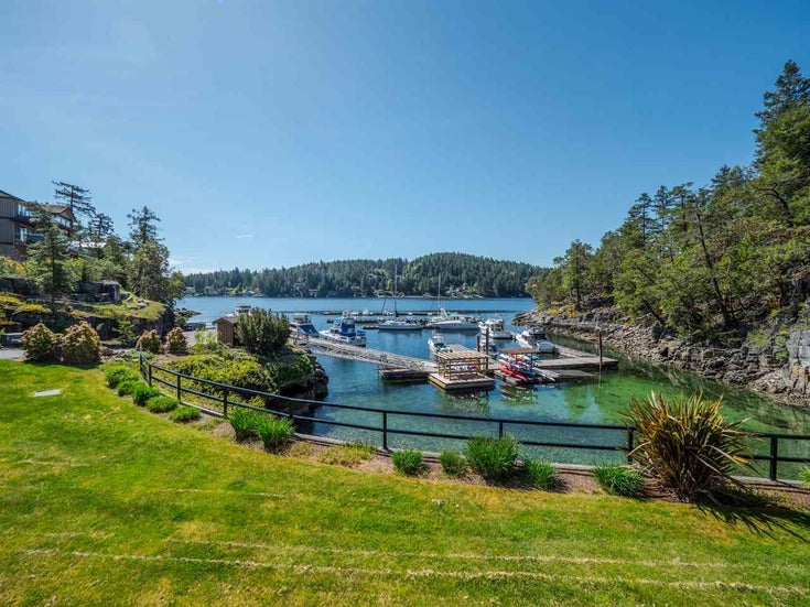 51 4622 SINCLAIR BAY ROAD - Pender Harbour Egmont Townhouse for sale, 3 Bedrooms (R2536777)