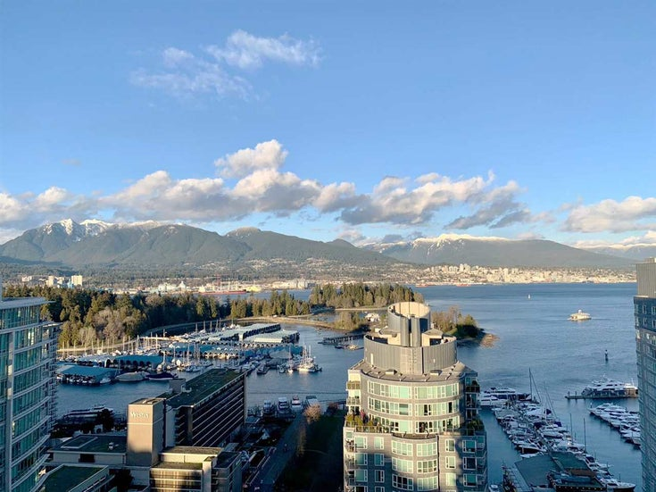 2402 620 CARDERO STREET - Coal Harbour Apartment/Condo for sale, 2 Bedrooms (R2536861)