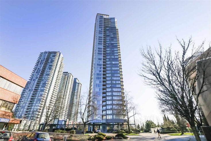 2607 4880 BENNETT STREET - Metrotown Apartment/Condo for sale, 2 Bedrooms (R2536867)