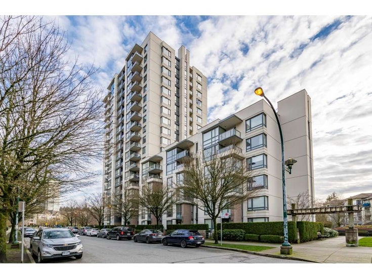 308 3588 CROWLEY DRIVE - Collingwood VE Apartment/Condo for sale, 1 Bedroom (R2536874)