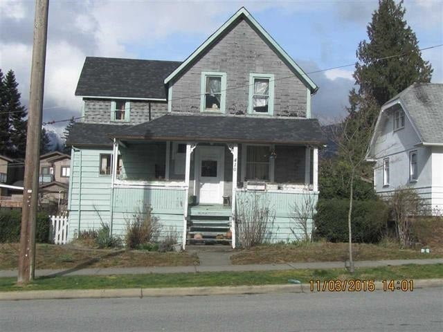 410 W 15TH STREET - Central Lonsdale House/Single Family for sale, 4 Bedrooms (R2536904) - #1