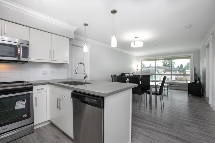 308 2268 SHAUGHNESSY STREET - Central Pt Coquitlam Apartment/Condo for sale, 2 Bedrooms (R2536914)