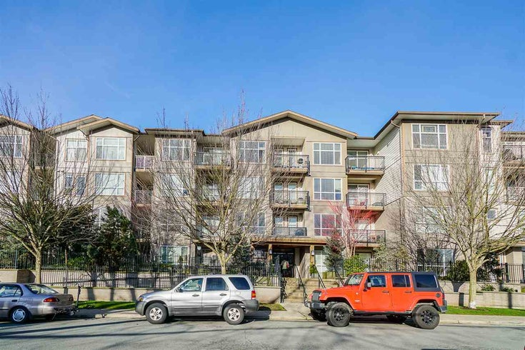405 2343 ATKINS AVENUE - Central Pt Coquitlam Apartment/Condo for sale, 1 Bedroom (R2536917)
