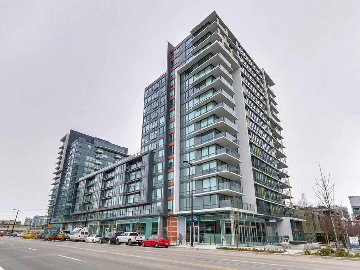 908 159 W 2ND AVENUE - False Creek Apartment/Condo for sale, 2 Bedrooms (R2536959)