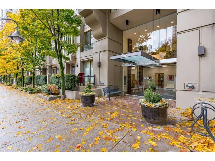 505 969 RICHARDS STREET - Downtown VW Apartment/Condo for sale, 1 Bedroom (R2537015)