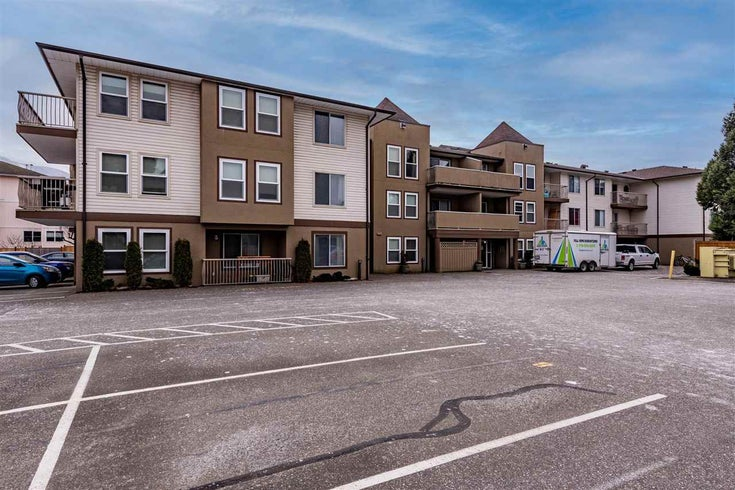 201 45702 WATSON ROAD - Vedder S Watson-Promontory Apartment/Condo for sale, 1 Bedroom (R2537039)