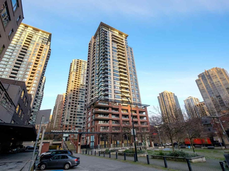 2701 977 MAINLAND STREET - Yaletown Apartment/Condo for sale, 1 Bedroom (R2537101)