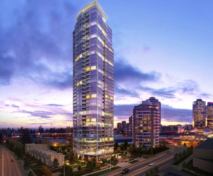 2205 4880 BENNETT STREET - Metrotown Apartment/Condo for sale, 2 Bedrooms (R2537112)