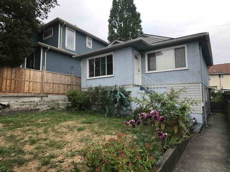 1333 E 41ST AVENUE - Knight House/Single Family for sale, 7 Bedrooms (R2537175)