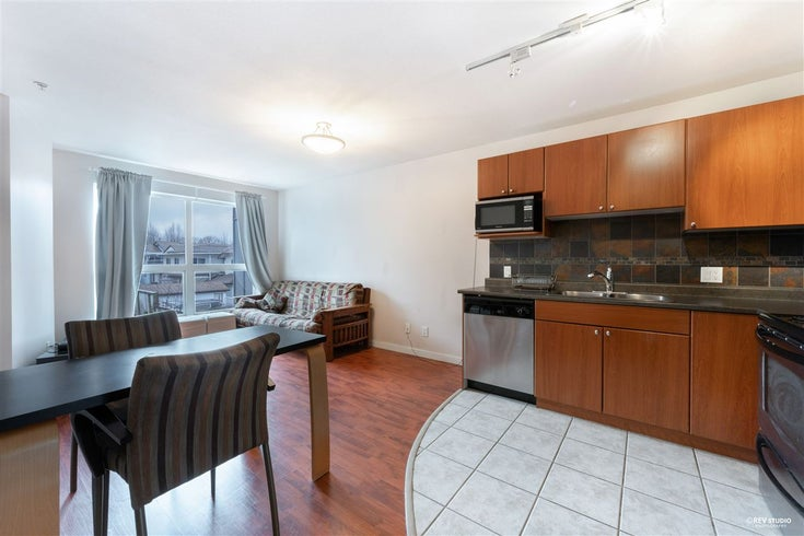 308 2891 E HASTINGS STREET - Hastings Sunrise Apartment/Condo for sale, 1 Bedroom (R2537217)