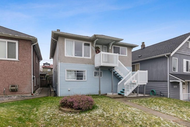 3236 E 25TH AVENUE - Renfrew Heights House/Single Family for sale, 4 Bedrooms (R2537240)