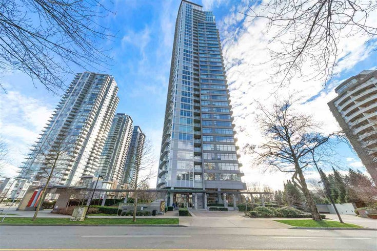 606 4880 BENNETT STREET - Metrotown Apartment/Condo for sale, 2 Bedrooms (R2537281)