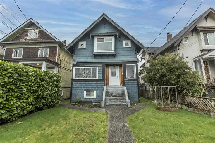 3347 W 7TH AVENUE - Kitsilano House/Single Family for sale, 7 Bedrooms (R2537435)
