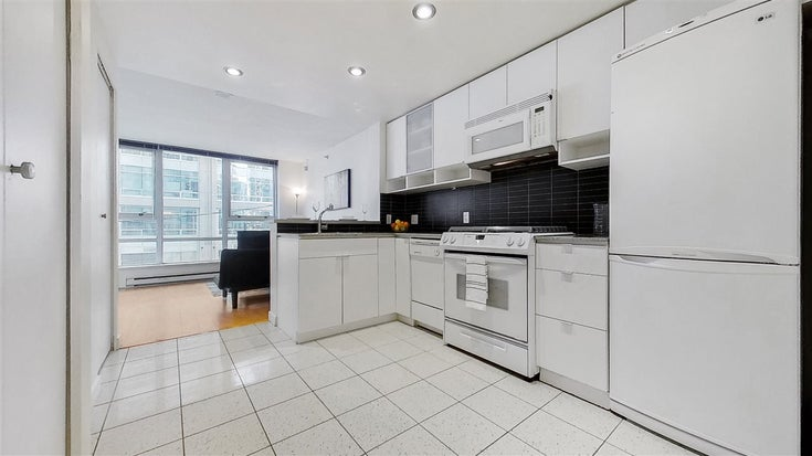 506 928 BEATTY STREET - Yaletown Apartment/Condo for sale(R2537439)