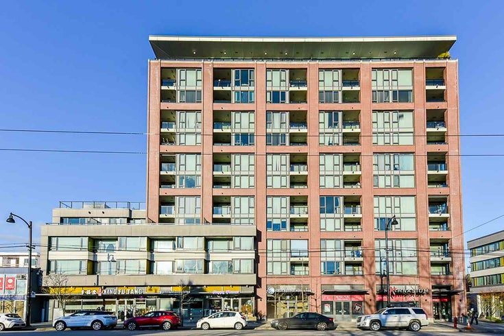 309 2689 KINGSWAY - Collingwood VE Apartment/Condo for sale, 1 Bedroom (R2537465)