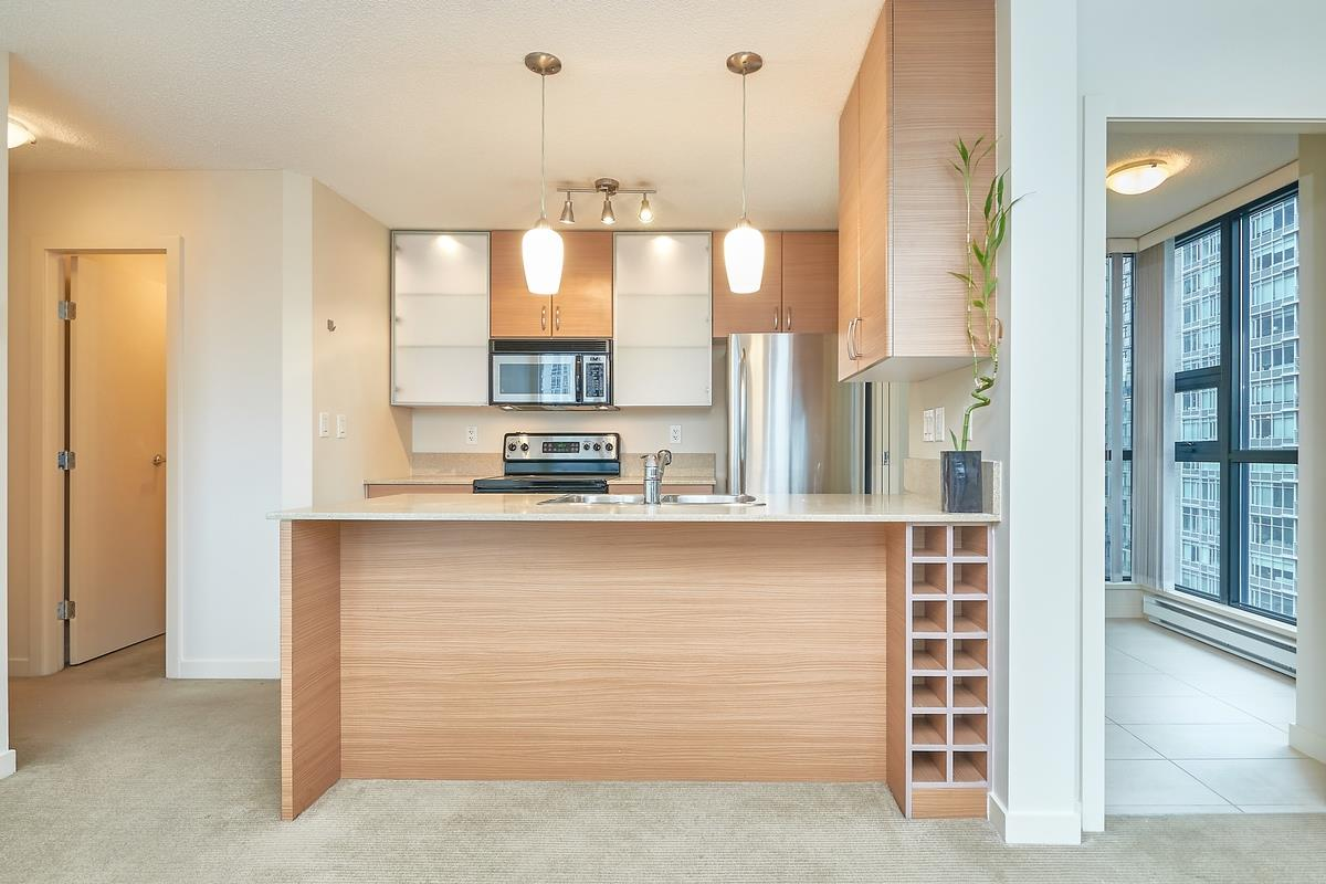 1202 909 MAINLAND STREET - Yaletown Apartment/Condo for sale, 1 Bedroom (R2537491) - #1