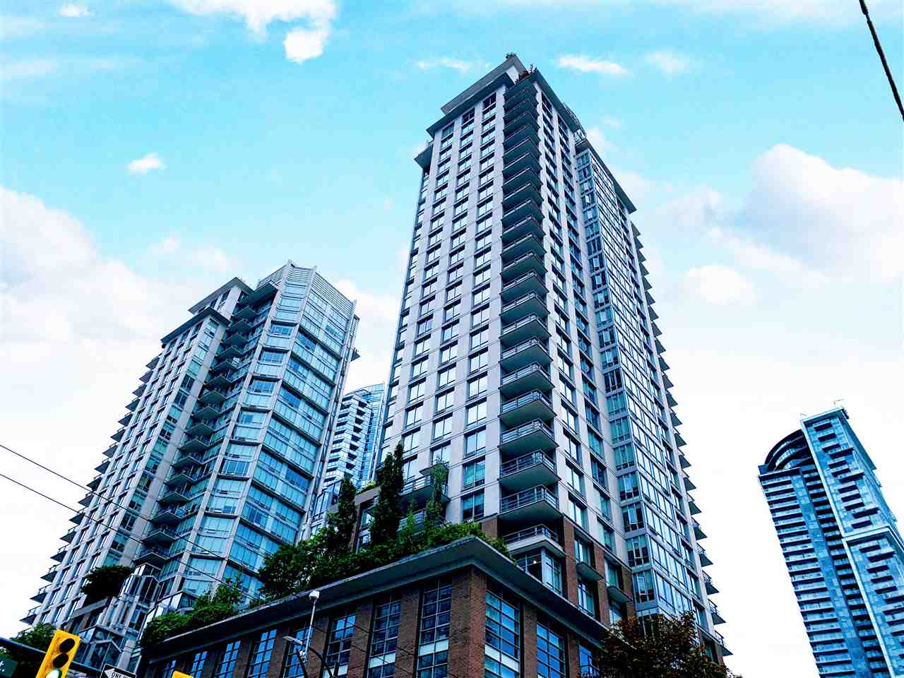 1604 535 SMITHE STREET - Downtown VW Apartment/Condo for sale, 1 Bedroom (R2537563) - #1