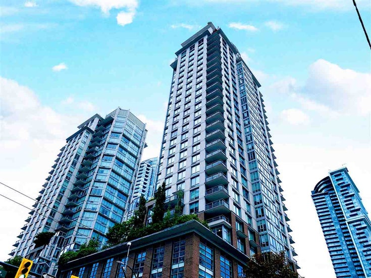 1604 535 SMITHE STREET - Downtown VW Apartment/Condo for sale, 1 Bedroom (R2537563)