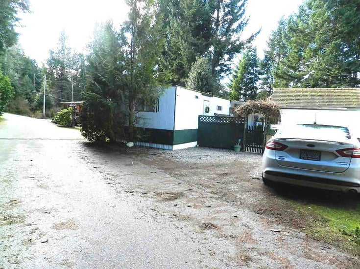 19 5288 SELMA PARK ROAD - Sechelt District Manufactured for sale, 2 Bedrooms (R2537630)
