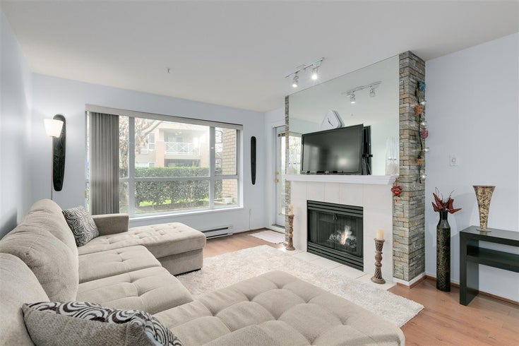 114 2559 PARKVIEW LANE - Central Pt Coquitlam Apartment/Condo for sale, 2 Bedrooms (R2537686)