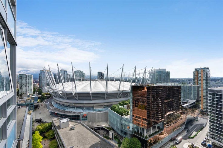 2802 928 BEATTY STREET - Yaletown Apartment/Condo for sale, 2 Bedrooms (R2537745)