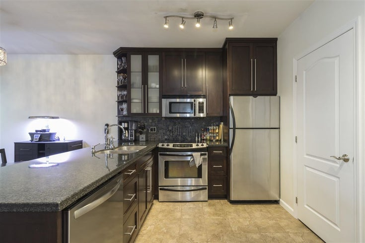 308 1177 HORNBY STREET - Downtown VW Apartment/Condo for sale, 1 Bedroom (R2537773)