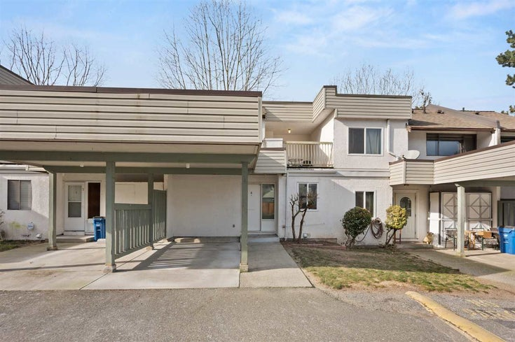 8 2830 W BOURQUIN CRESCENT - Central Abbotsford Townhouse for sale, 2 Bedrooms (R2537786)