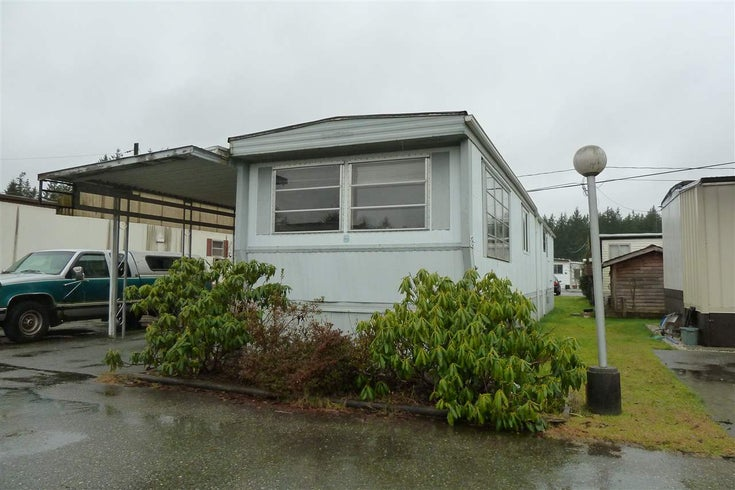 18 3031 200 STREET - Brookswood Langley Manufactured for sale, 2 Bedrooms (R2537838)