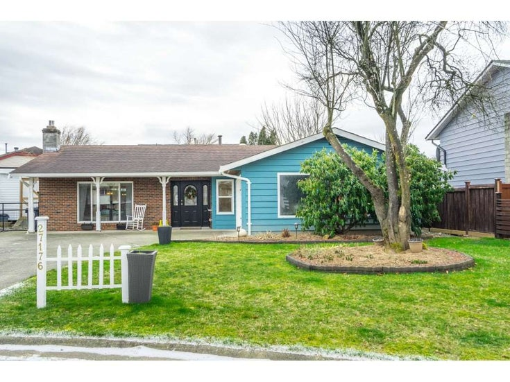 27176 33A AVENUE - Aldergrove Langley House/Single Family for sale, 3 Bedrooms (R2537871)