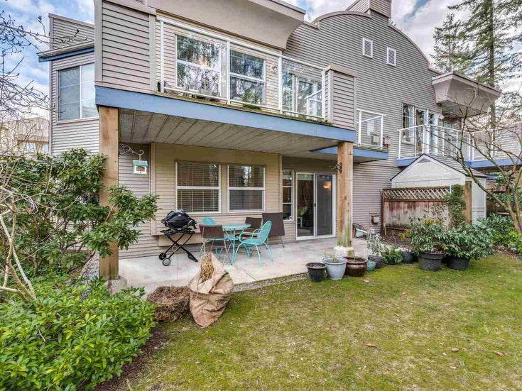 18 12449 191 STREET - Mid Meadows Townhouse for sale, 2 Bedrooms (R2537947)