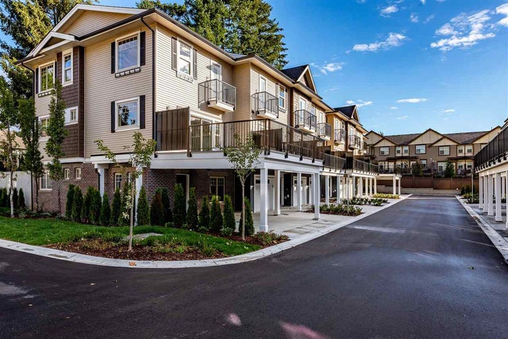 5 1950 SALTON ROAD - Central Abbotsford Townhouse for sale, 2 Bedrooms (R2537958)