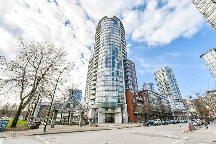 2502 58 KEEFER PLACE - Downtown VW Apartment/Condo for sale, 2 Bedrooms (R2537981)