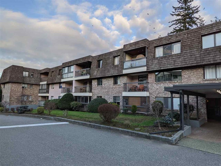 203 32175 OLD YALE ROAD - Abbotsford West Apartment/Condo for sale, 1 Bedroom (R2537992)