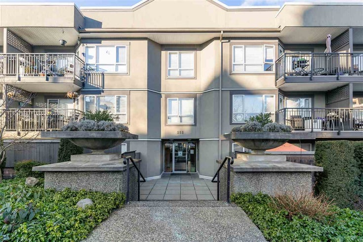 317 555 W 14TH AVENUE - Fairview VW Apartment/Condo for sale, 1 Bedroom (R2537994)