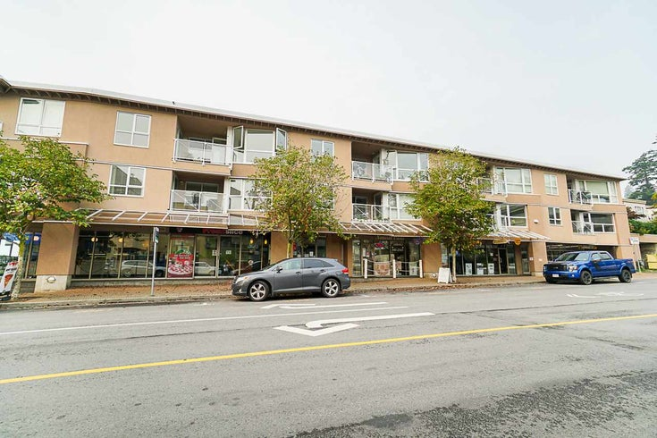 203 1119 VIDAL STREET - White Rock Apartment/Condo for sale, 2 Bedrooms (R2537995)
