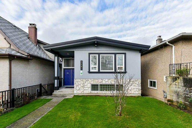 3183 E 22ND AVENUE - Renfrew Heights House/Single Family for sale, 6 Bedrooms (R2538029)