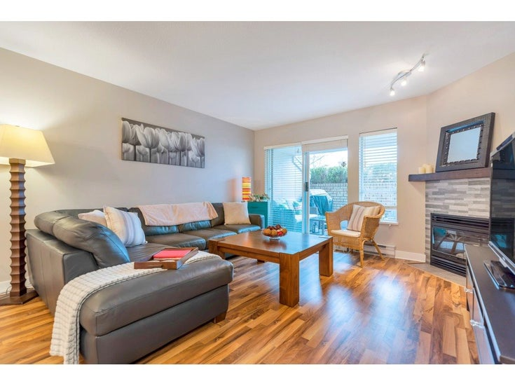 103 1952 152A STREET - King George Corridor Apartment/Condo for sale, 1 Bedroom (R2538061)